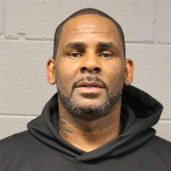 R. Kelly, Mug Shot
